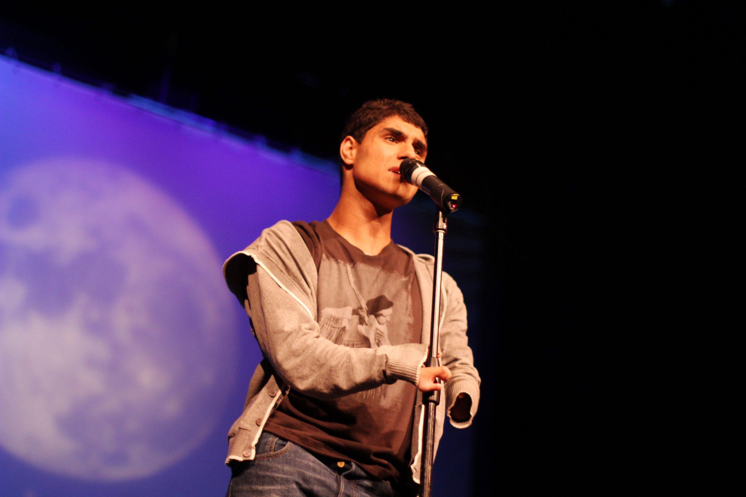 Emmanuel Kelly's First Concert