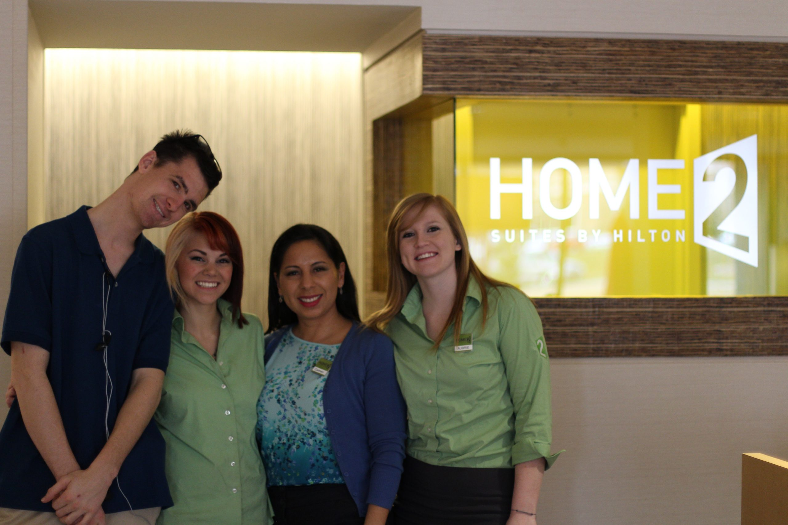 Home2 Suites Hilton Making A Difference
